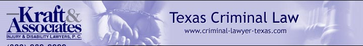 Texas Criminal Law Attorneys - Kraft & Associates
